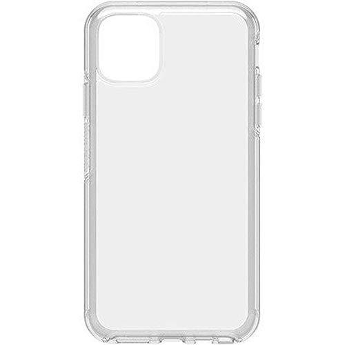 OtterBox Symmetry Clear - Funda Anti-Caídas Fina y Elegante para Apple iPhone 11 Pro MAX, Transparente