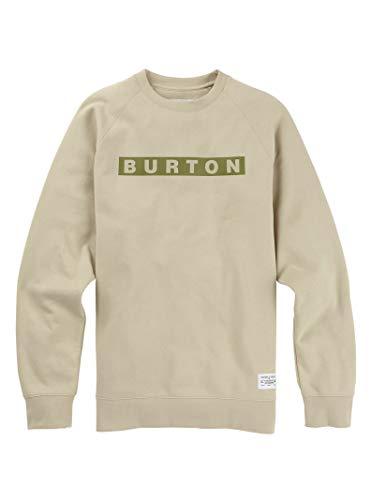 Burton Men's Vault Crew Pullover Sweatshirt, Pelicans, Small