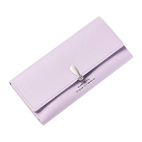 Women Wallets Ladies Clutch Female Fashion Leather Bags Card Holders Phone Coin Wallet Purses by WUDEF
