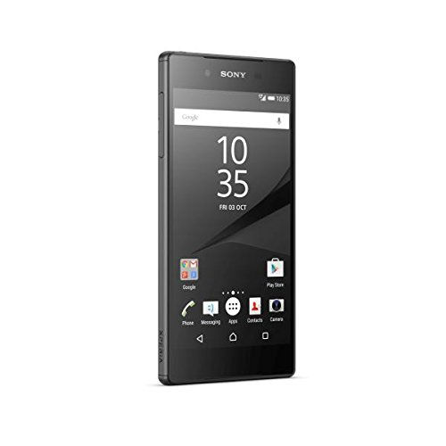 Sony Xperia Gps - Sony Xperia Z5 32GB GSM/LTE - Unlocked phone - (US Warranty)- Retail Packaging (Black)