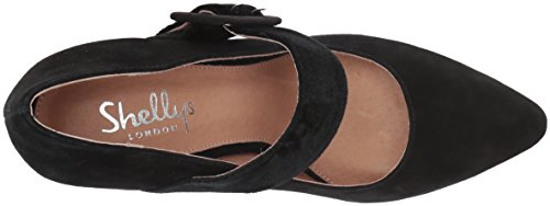 Pump Gracie Shellys Women's London Black wHqtwX6S