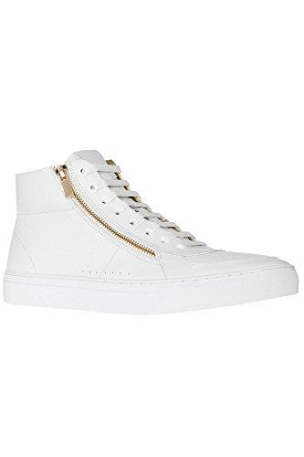 Hugo Futurism Hito Sneaker Uomo Nero Bianco (100)