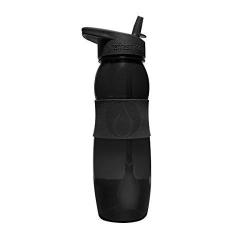 reusable filtered water bottle - 1