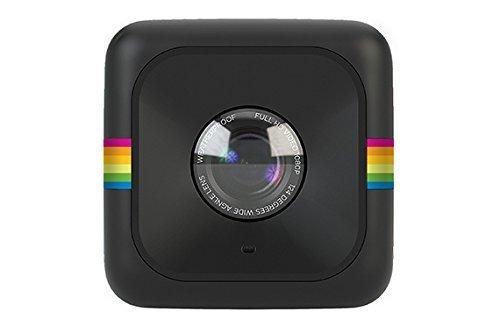 Polaroid Cube POLC3BK Digital Camcorder - CMOS - Full HD - B
