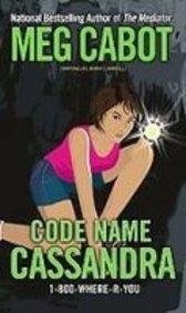 book cover of Code Name Cassandra