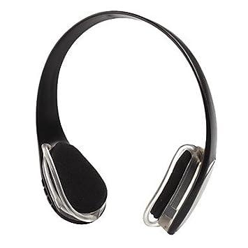 Desconocido MP3 alta calidad Lector de tarjetas de auriculares inalámbricos con FM