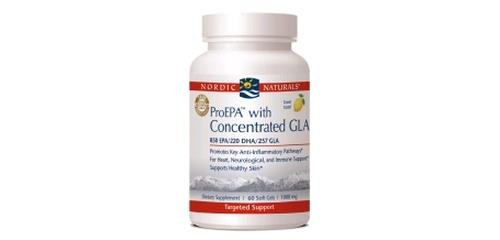 Nordic Naturals - ProEPA with Concentrated GLA - 60 Soft Gels