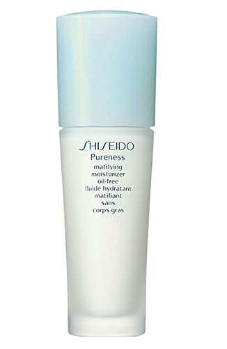 Shiseido Pureness Matifying Moisturizer Oil-free Moisturizer for Unisex, 1.6 Ounce