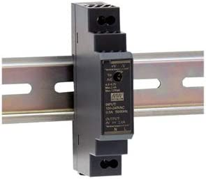 Din-Rail Fuente de alimentación 15W 24V 0,63A ; MeanWell HDR-15-24