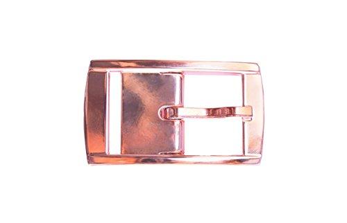 (Interchangeable Belt Buckle for C4 Classic Belts (Rose Gold Chrome))