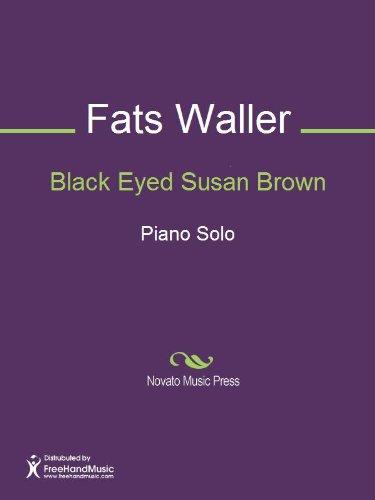 Black Eyed Susan Brown