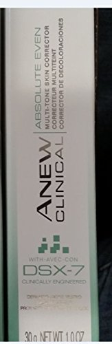 Anew Clinical Abosulute Even