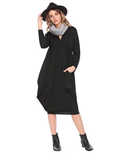 Long Sleeve Duty Dress - 3