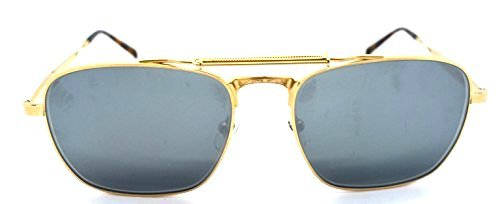 Amazon.com: Matsuda m3040 mate oro Aviator Lentes: Clothing