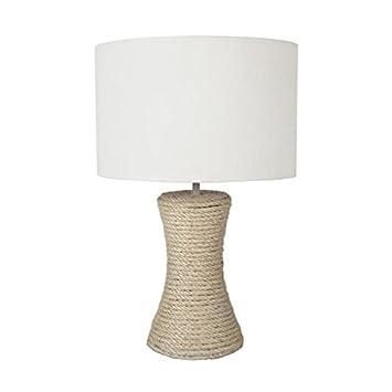 Tosel Cordes-Trompeta lámpara a Mesa Cristal 30 x 30 x 50 cm ...