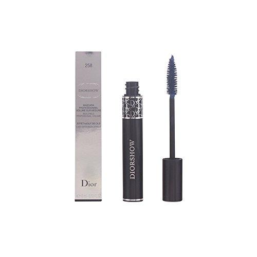 Diorshow Mascara 258 Pro Blue - Blue Dior Christian