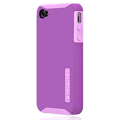 Incipio Edge - Carcasa para Apple iPhone 4, color violeta ...
