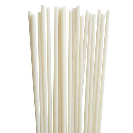 Home Sewing Depot - 20 Off White Roman Shade Ribs, 3/16 Inch Diameter X 60 Inches Long by Amazing Drapery Hardware