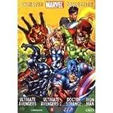 ultimate avengers 1 - 4 DVD BOX ANIMATED MARVEL COLLECTION [IRON MAN, ULTIMATE AVENGERS 1 2, DOCTOR STRANGE] [NL IMPORT]