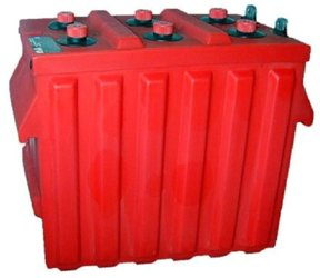SURRETTE 12-CS-11PS 12V 357AH (20HR) FLOOD L-ACID - PICK UP ONLY by Surrette Batteries
