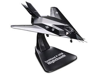 Lockheed F-117 A Nighthawk Diecast Model Airplane
