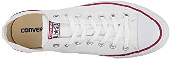 Converse Unisex Chuck Taylor All Star Low Top Optical White Sneakers - 12.5 B(m) Us Women 10.5 D(m) Us Men 8
