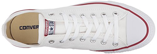 Ox Optical de Star All White Chuck Deporte de Marina Taylor Conversar Las Blanco Zapatillas M9697 FxpqUnX