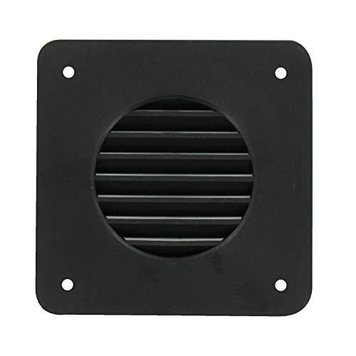 Valterra 1221.1403 A10-3300BK Battery Box Louver-Black