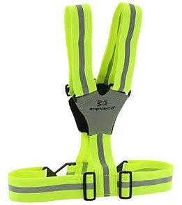 Amphipod Xinglet Vest Bright Green, One Size