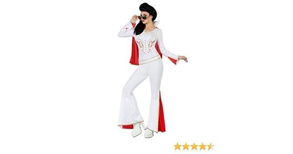 Atosa – 23135 – Disfraz – Disfraz de Elvis para mujer – Adulto ...