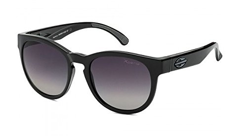 Mormaii Ventura Sunglasses, Shiny Black with Gradient Gray Polarized - Mormaii Sunglasses