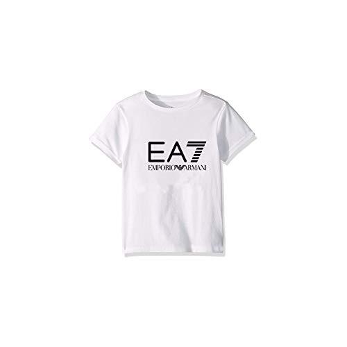 yus-Emporio-Armanis-ea7-ert Replica Unisex Toddler Kids Boys/Girls T-Shirt White