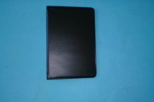 prudential-feldco-2650-memo-binder-black-6-ring-loose-leaf-6-x-3-1-2-30-sheets-pen-tab-filler-paper-