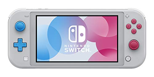 Nintendo Switch Lite - Zacian and Zamazenta Edition 2