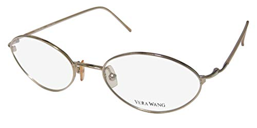 Eyeglasses Vera Wang V 33 Chocolate Cream