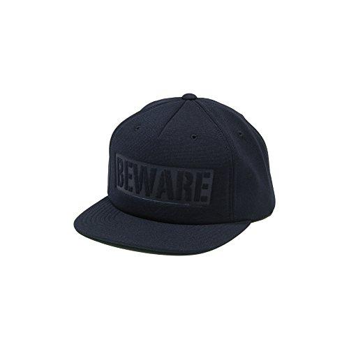 グリズリーグリップテープBeware海軍スナップバック帽子 – 調整可能