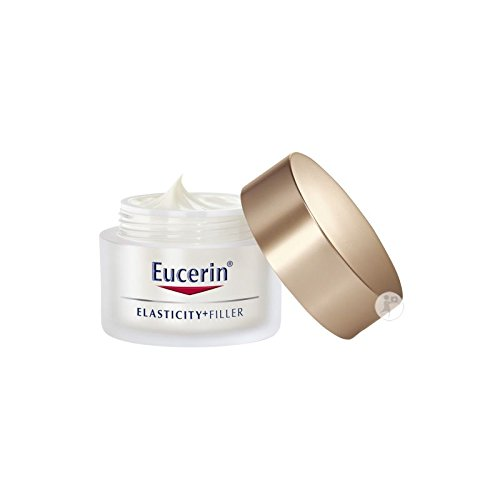 (Eucerin Hyaluron-Filler + Elasticity anti-aging Day Cream SPF15 50ml)