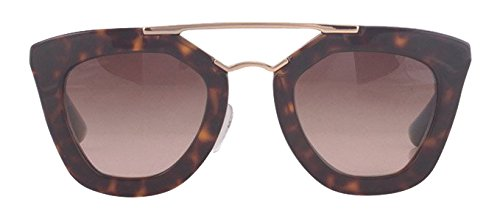 Prada Women's SPR09Q Cinema Sunglasses, (6s1 Prada Sunglasses)