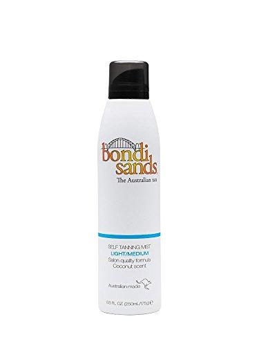 Bondi Sands - Salon Quality Self Tanning Mist for a Healthy, Natural Bronzed Skin - Light/Medium - 8.8 Fl Oz