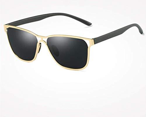 Polarized Soleil Gris De Cadre Lunettes Mode Mode De Soleil Noir Or Soleil Nouveau liwenjun Lunettes Couple Lunettes De Conduite 1xq4HU5w