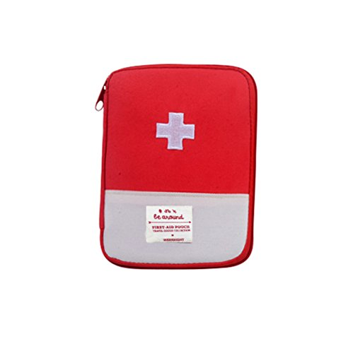 Muranba Medical Bag Emergency Survival Drug Storage Kit Treatment Outdoor Home Rescue (S) by Muranba Dress (Image #8)