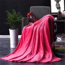 DiamondHome Super Soft Light Weight Coral Fleece Warm Throw Blanket for Couch/Sofa/Bed/Chair in Living Room & Bed Room, 50