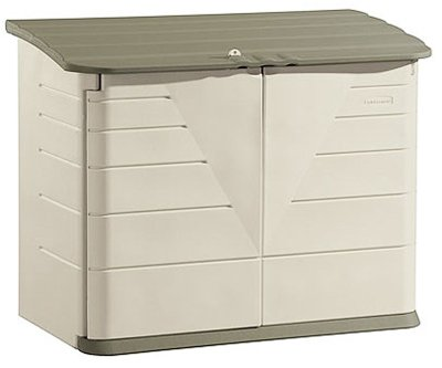 3747 Rubbermaid Horizontal Storage Shed