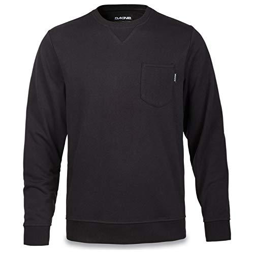 - Dakine Men's Belmont Crew Fleece Sweatshirt, Black, XL