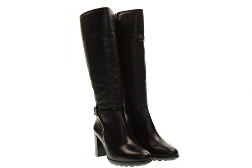 Black Boots Shoes Women's with 22405 Callaghan 1 Heel q70BB5