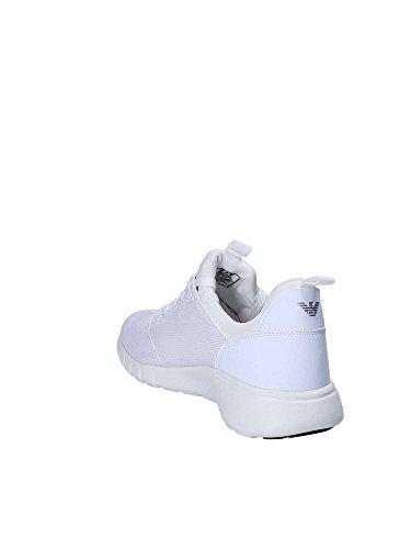 Simple White Ea Sneaker 7 Nero Racer Uomo 7w11v5gx
