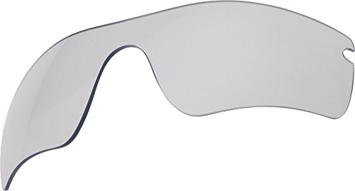 Zero Replacement Lenses For Oakley Radar Path Sunglasses Clear Grey - Sunglass Japanese Brands