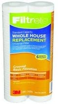 2-Pack Filtrete 4WH-STDGR-F02 Replacement Filter Cartridge