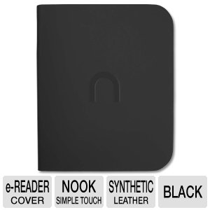 (Barnes & Noble Nook 2nd Edition Oliver Cover Black/Cream)