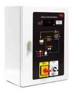 Cuadro Electrico Unidades condensadoras 400V de 16A a 20A, desescarche trifásico